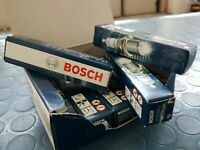 Kit 4 CANDELE ACCENSIONE NISSAN MICRA III (K12) 1.2 16V 2003>2010 BOSCH FR8ME