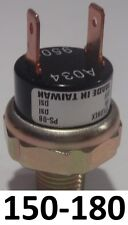 BOSS Air Pressure Switch 12V 150-180 psi for Air compressor tank