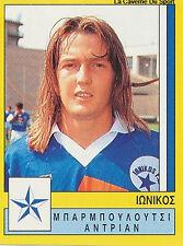N°172 PLAYER IONIKOS.FC GREECE HELLAS PANINI GREEK LEAGUE FOOT 95 STICKER 1995