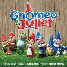 GNOMEO & JULIET -(ELTON JOHN) COLONNA SONORA  CD NUOVO