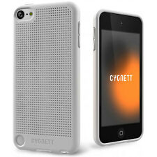 Cygnett Cross Stitch Craft Case/Cover For iPod Touch 5G 5th Gen White BRAND NEW