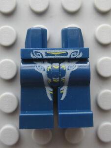 Lego Dark Blue Printed Legs from Ninjago MEZMO Minifigure 9555 Snake Serpent