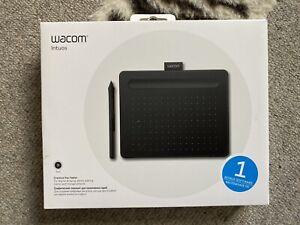 Wacom Intuos CTL-4100 Graphics Tablet - Black