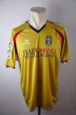 F.C. Cartagena maillot XL Jersey Third Kelme 2010-11 Spain Espagne La Ligue Neuf