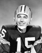 1962 Green Bay Packers BART STARR Glossy 8x10 Photo NFL Football Print Poster