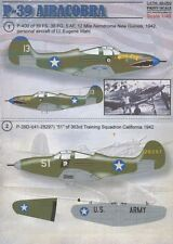 Print Scale 1/48 Bell P-39 Airacobra # 48059