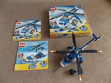 LEGO - CREATOR - 3 In 1 ( SET 4995 - CARGO HELICOPTER ) RARE - COMPLETE