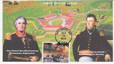 Military, War $1 US First Day Covers (2001-Now)