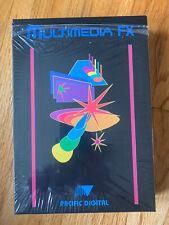 Multimedia FX (Commodore Amiga 1992) Pacific Digital