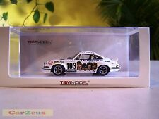 1:43 TSM, 1973 Porsche 911 RS 2.7 #103 Tour de France, TrueScale Miniatures