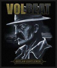 "Volbeat "" Outlaw Uomoi "" Patch/Cucire-su Patch 602576 #"