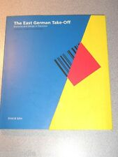 DDR EAST GERMAN TAKE-OFF Economy & Design New Book 1994