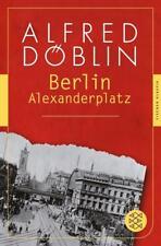 Berlin Alexanderplatz von Alfred Döblin (2013, Taschenbuch), UNGELESEN