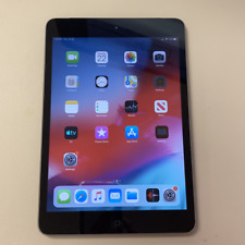 Apple iPad Mini 2 - 32GB - Gray (Unlocked) (Read Description) CG1152