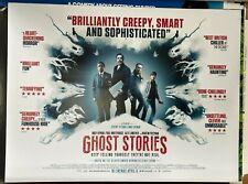 Ghost Stories (2017) Martin Freeman Original UK Quad Horror Film Poster (White)