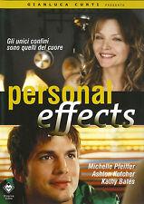 Personal Effects - Ashton Kutcher, Michelle Pfeiffer - DVD Minerva