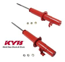 For Acura Integra Honda Civic Pair Set of 2 Front Shock Absorbers Struts KYB AGX
