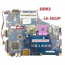 """TOSHIBA satellite L450 L455 motherboard GL40 DDR3 LA-5822P K000093580  """"A"""""""