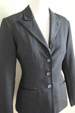 Business Striped Regular Size Coats & Jackets for Women