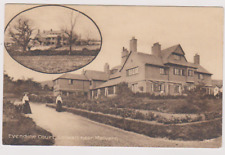 EVENTIDE COURT - COLWALL - MALVERN - HEREFORD - HEREFORDSHIRE - POSTCARD