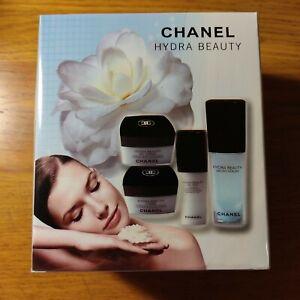 Chanel Hydra Beauty SET 4 in 1 (Serum, Yeux, Cream, Gel Cream)