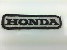 4 Lot Rare Vintage 1970/'s Honda Motorcycle Biker Vest Jacket Hat Patches CC