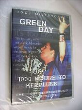 GREEN DAY - 1000 HOURS TO KERPLUNK - DVD PAL SIGILLATO