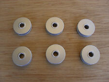 6x Industrial Bobbins to Suit Juki Buttonhole Machines LBH Series