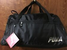 "PUMA Evercat Direct 20"" Duffel Bag Black"