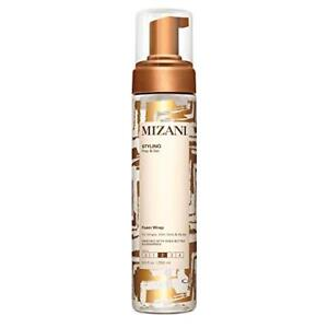 MIZANI Foam Wrap Lotion 8.5oz with Free Nail File