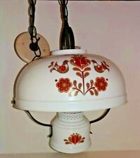 Retro Pendant Chandelier Vintage Farmhouse Friendship Birds Hanging Lamp