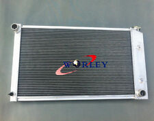 3 ROWS aluminum radiator for Pontiac Firebird &Trans Am 1970 - 1981 1971 1972
