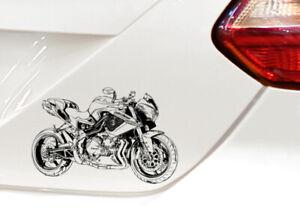 Auto-Motorrad-Aufkleber Sticker ähnlich TnT 899 Cafe Racer