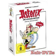 Asterix und Obelix - Die große Edition - Digital Remastered (7-DVD-Box)*Neu+OVP*