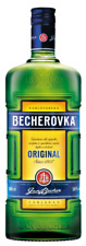 (18,95€/L) Becherovka, Kräuterlikör, 1 Liter