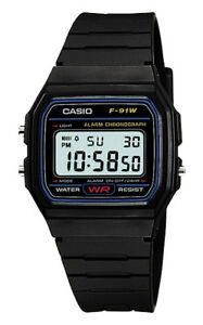 Casio Classic Digital Watch F-91W Melbourne Stock Unisex