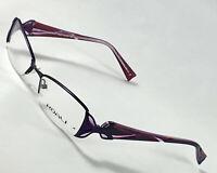 New Authentic PRODESIGN DENMARK 1228 c4121 RXable Eyeglasses Wine 49mm