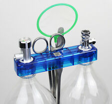 Aquarium plant tank diy CO2 system generator D501 kit with co2 regulator valve