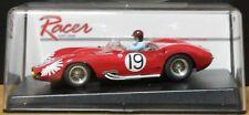 RACER SLOT CARS SILVER LINE ~ SLOT IT SL21 MASERATI 450S SEBRING 12 HRS 1957