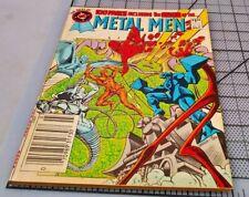 "Metal Men...Best of DC #34 (1983)...""Corrected #34 DC Digest 100 pgs"