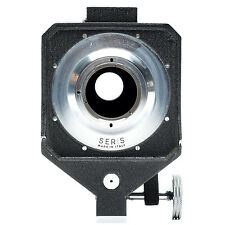 Rectaflex Bellows Unit SERIS with SAMIC Microscope Attachment, Rare!