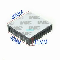 1 Piece Gdstime 40x40x11mm IC Radiator CPU Cooler Aluminum Heatsink Heat sink