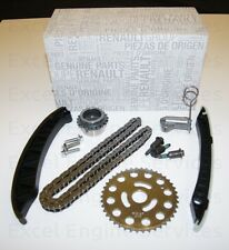 TIMING CHAIN KIT RENAULT NISSAN OPEL VAUXHALL 2.0 DCI - M9R