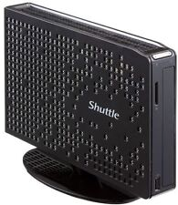 Shuttle XPC XS35 Computer Mini Slim Wireless PC SFF  Windows 10 Pro
