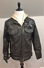 Point Zero Men's Jacket with Lining & Hoodie LG