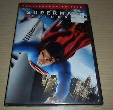 Sealed New ~ Superman Returns (2006 DVD Full-Screen Edition)