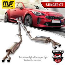 2017-2019 KIA Stinger GT 3.3L TWIN TURBO Magnaflow Cat-Back Exhaust System