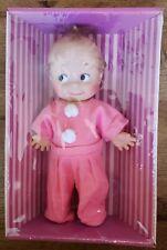 "Vintage Kewpie Sleeper Doll #6181 - 10.5"" Cameo/Strombecker - Nib - Rare"