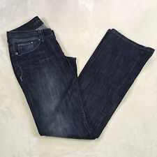 Woman's Guess Premium Daredevil Boot Cut Jeans Size 28