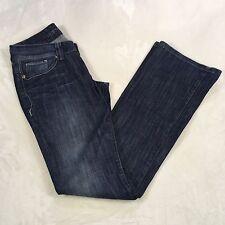 Woman's Guess Premium Daredevil Boot Cut Jeans Size 28